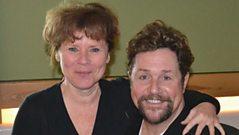 Michael Ball and Imelda Staunton talk about Sweeney Todd with Graham Norton