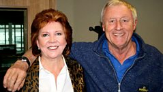 Chris Tarrant chats to Cilla Black