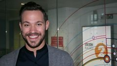 Will Young chats to Steve Wright