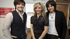 The Band Perry chat to Steve Wright