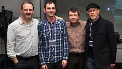 James - Interview with Radcliffe and Maconie