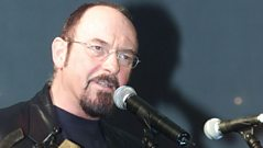 Ian Anderson from Jethro Tull - Interview