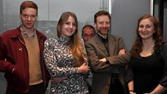 Trembling Bells with Muldoon's Picnic - Interview with Marc Riley