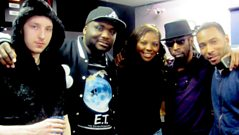 Jammer and Meleka interview with Ace and Vis