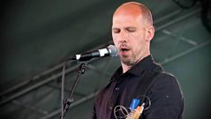 Nigel from Half Man Half Biscuit - Interview with Liz Kershaw
