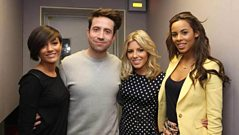 The Saturdays - Interview with Nick Grimshaw