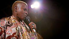 Angelique Kidjo sings Idjé - Idjé