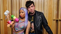 Nicki Minaj - Interview with Nick Grimshaw