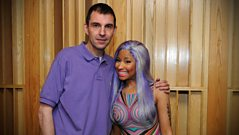 Nicki Minaj - Interview with Westwood