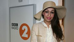 Rebecca Ferguson talks to Steve Wright