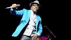 Anthony Hamilton - Interview with Ronnie Herel