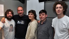 Cate Le Bon - Interview with Marc Riley