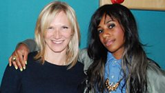 Santigold - Interview with Jo Whiley