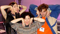 Chairlift - Interview with Annie Mac