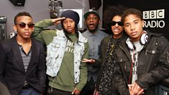 Mindless Behavior - One Pound Fish on the 1Xtra Breakfast Show