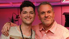 Danny from The Script – Interview with Chris Moyles