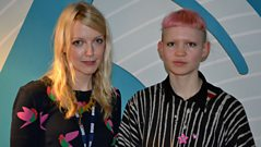 Grimes - Interview with Lauren Laverne