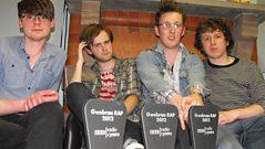 Gwobrau RAP 2012 - Band y flwyddyn
