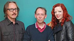 Garbage in conversation with Steve Lamacq