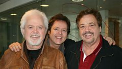 The Osmonds talk to Steve Wright