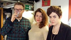 2:54 - with Huw Stephens