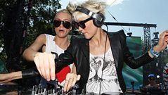 Nervo - Interview with Pete Tong