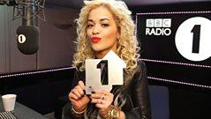 Rita Ora chats with Reggie Yates
