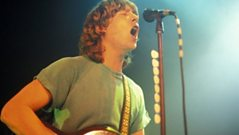 Ben Kweller interview with Dermot O'Leary
