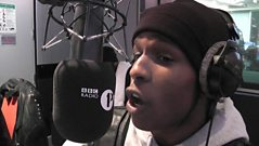 A$AP Rocky Freestyle for Tim Westwood