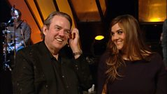 Rumer & Jimmy Webb chat to Jools Holland.
