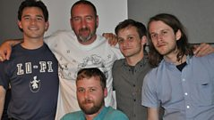 Peasant interview with Marc Riley
