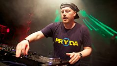 Eric Prydz finishes Radio 1 Live in Torbay