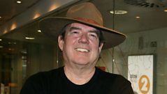 Songwriter and musician Jimmy Webb