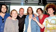 Pond - Interview with Marc Riley