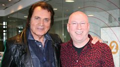 Engelbert Humperdinck and Ken Bruce