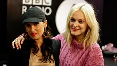 Nelly Furtado chats to Fearne Cotton
