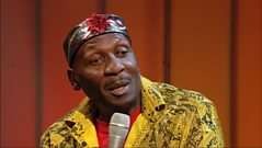 Jimmy Cliff chats to Jools Holland
