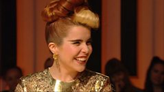 Paloma Faith chats to Jools Holland