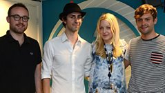 Maximo Park - Interview with Lauren Laverne