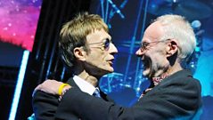 Bob Harris' memories of Robin Gibb