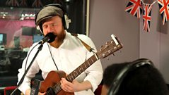 Fearne interviews Alex Clare in the Live Lounge