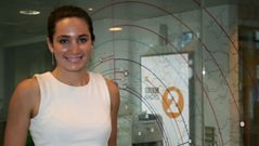 Laura Wright chats to Steve Wright