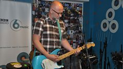 Bob Mould of Hüsker Dü and Sugar - Interview with Steve Lamacq