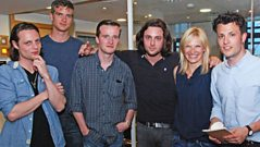 The Maccabees - Interview with Jo Whiley