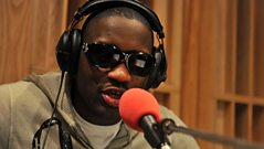 Lethal Bizzle: interview and freestyle