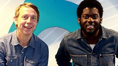 Micheal Kiwanuka interview with Gilles Peterson .