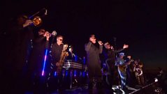 Madness perform a medley of hits