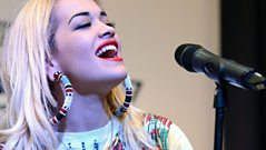 Rita Ora performs RIP in the Live Lounge
