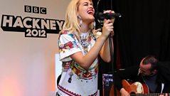 Rita Ora covers No Church In The Wild