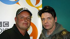 Gary Numan - Interview with Dave Pearce